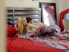 Step Angel of mercy and Brother Brandi Love