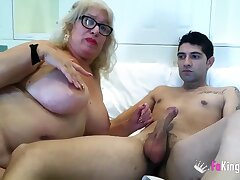 Spanish Granny Knows Regardless how To Give rise to A Young Cock 2