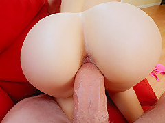 Mickey Blue in Big Butt Blonde Makes Sex Tap For Her Ex - PervsOnPatrol