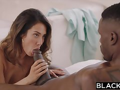 BLACKED Eva Lovia Catches Up With A College Fling - ANALDIN