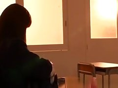 Japanese Schoolgirl Inverted Make Out Session