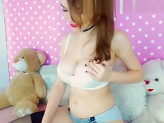 Shaved Pussy CuteLiveGirls com Cutie Only Teen Playing