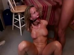 Horny Milf Set Increased by Abused