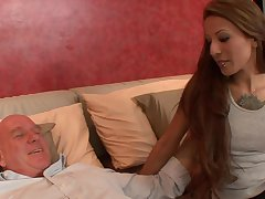 stepdad perturbed wide of his spoiled stepdaughter